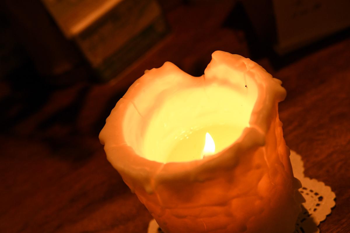 かまいキッチン/Fuji Candle