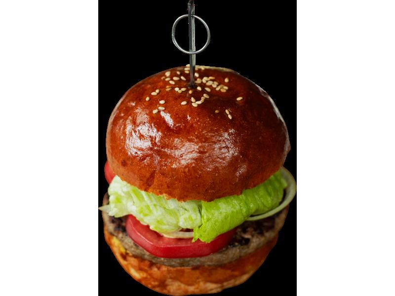 Gastropub GOZO ハンバーガーケイジャンソース