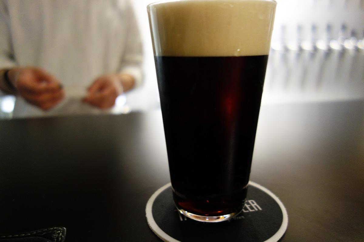 黒ビールの「TOKOROZAWA BEER Pharaoh」、スモーキーな香りがとても特徴的