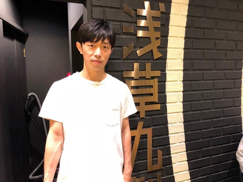 劇団フルタ丸・宮内勇輝さん