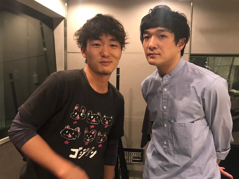 松居大悟と石崎ひゅーい