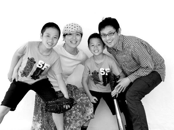 ブルース・オズボーン 親子撮影会 米国人写真家による、親子フォトセッション