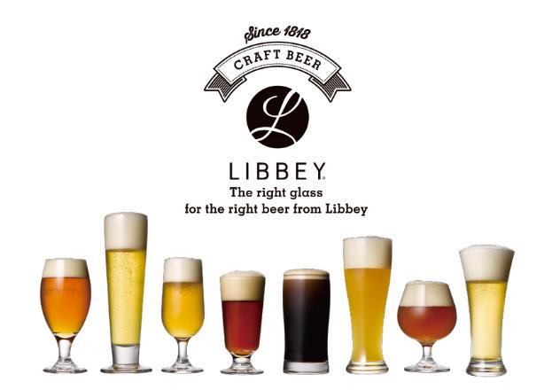 LIBBEY ワークショップ「クラフトビールをもっと美味しく楽しむグラスの選び方」 、クラフトビールグラス、ロックグラスの販売