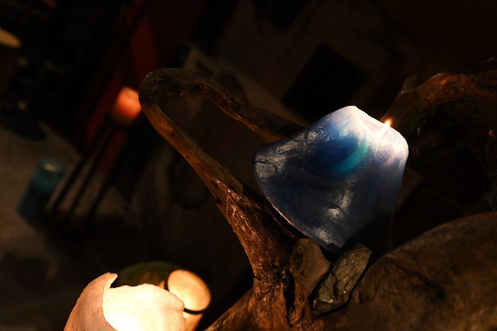 『鈴なり横丁』Fuji Candle