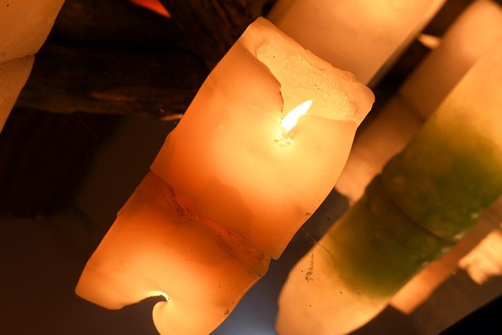 『本屋 B&B』P's Candle