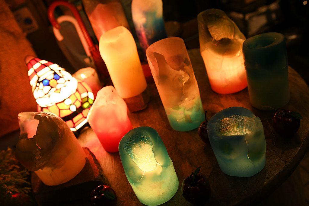 『ティッチャイ』glimmer candle
