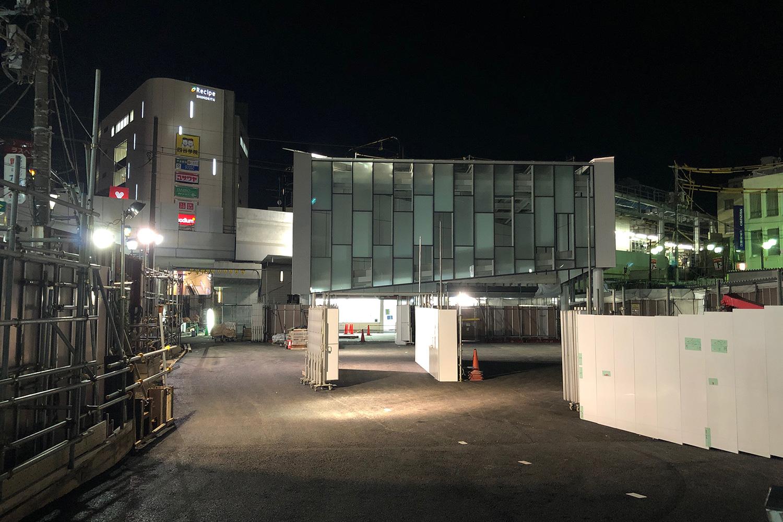 下北沢駅東口
