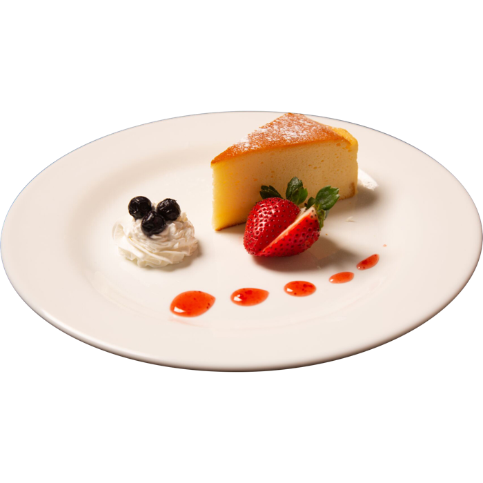 32. art ReG cafe《スフレみたいなふわふわチーズケーキ》