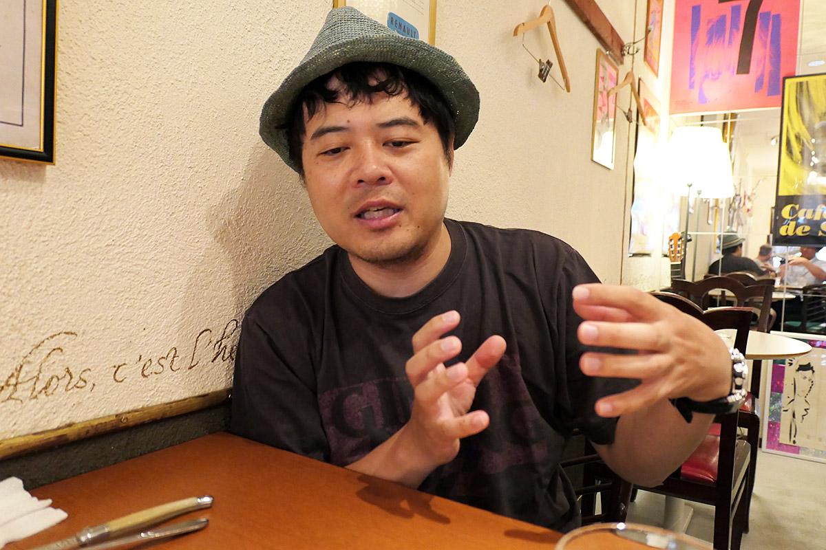 劇団フルタ丸 2019年 本公演『朝のドラマ』フルタジュンインタビュー
