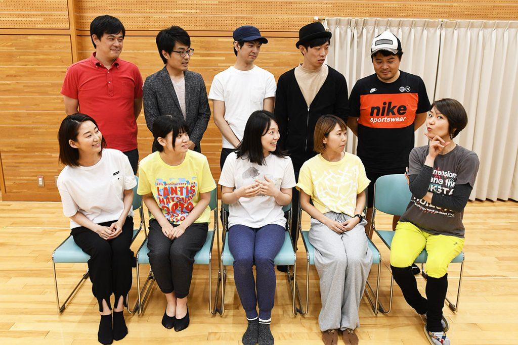 劇団フルタ丸 2019年 本公演 「朝のドラマ」出演者