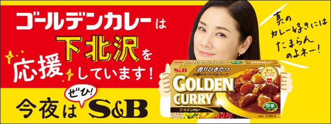 エスビー食品が『下北沢カレー王座決定戦2019』を応援!3スタンプでS&Bゴールデンカレーレトルトをプレゼント