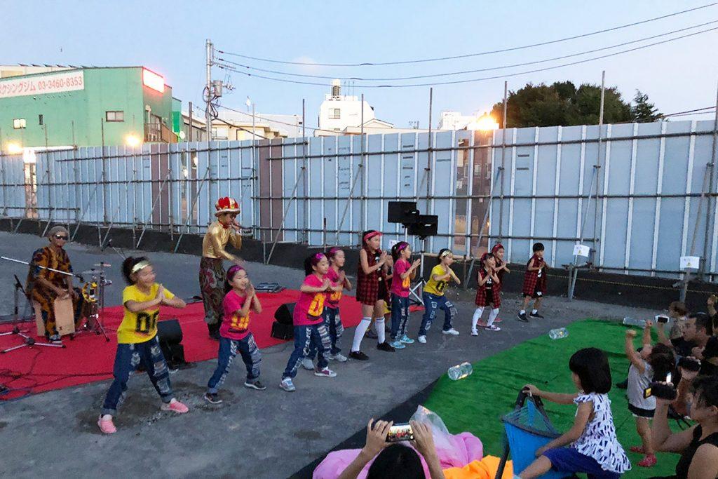 10月12日(土)『カレーまんのキッズダンス音楽祭』