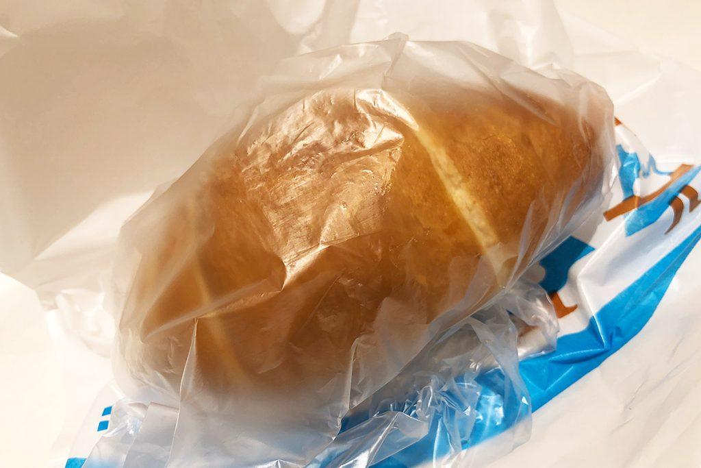 HOKUOの「塩パン」125円