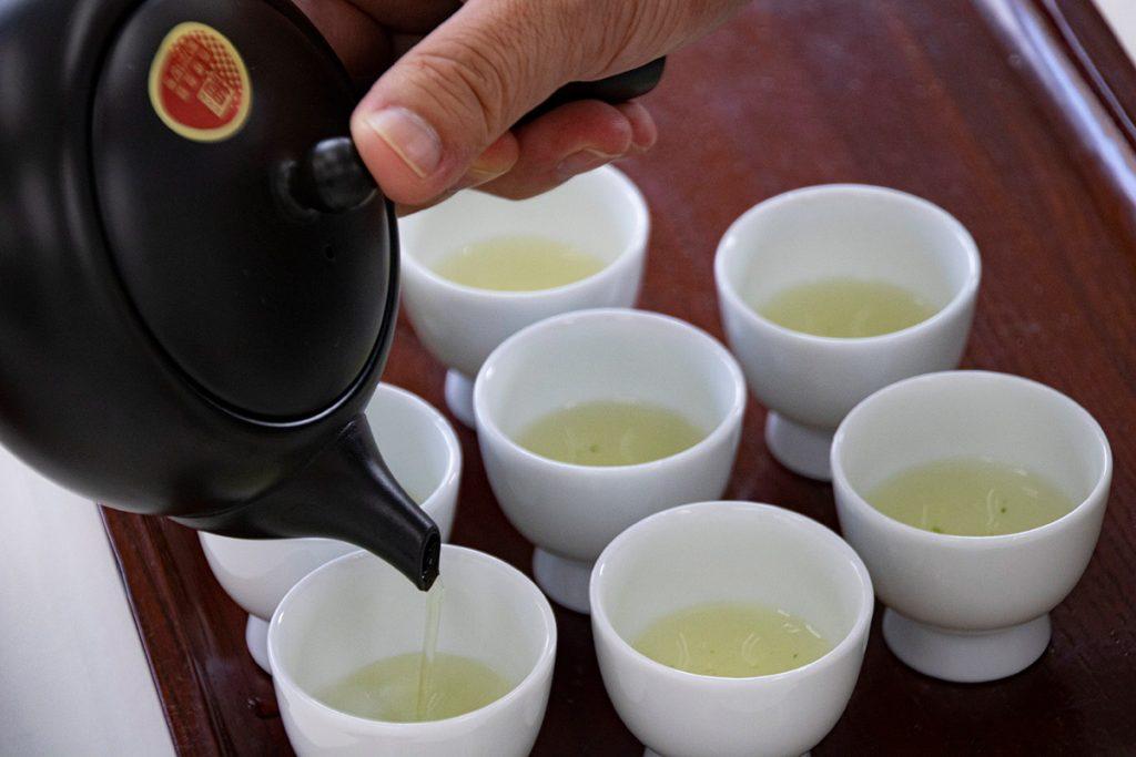 おいしい日本茶の淹れ方 お茶育ワークショップ