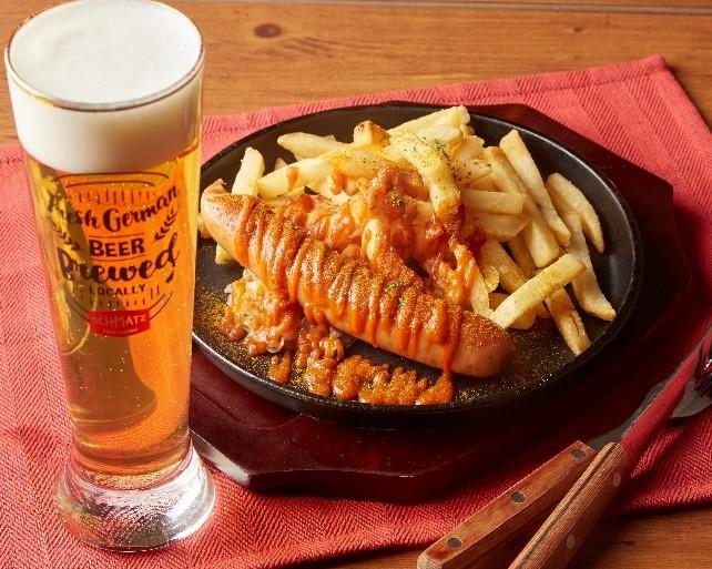 2 幅広さが魅力 おいしくて楽しい新感覚のドイツ料理