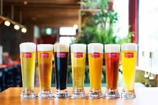 1 世界最古の食品規定『ビール純粋令』にのっとって造る日本国内醸造の、クラフトドイツビール