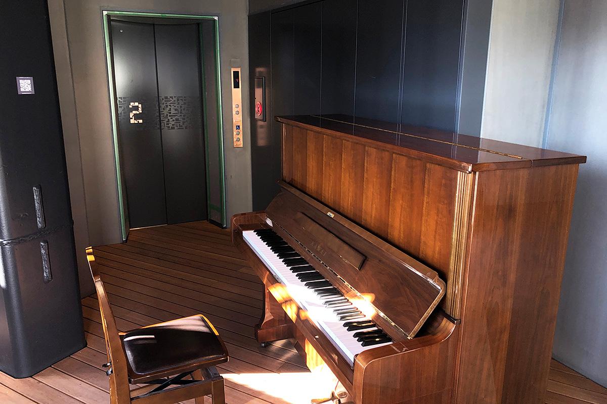 シモキタまちピアノ