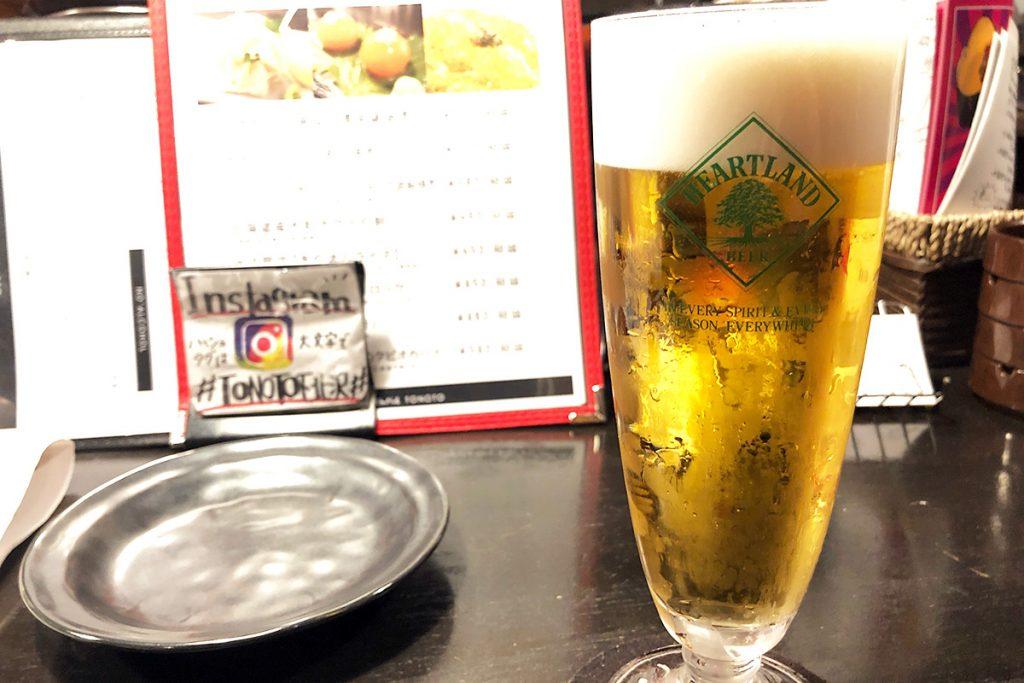 ビールはハートランド