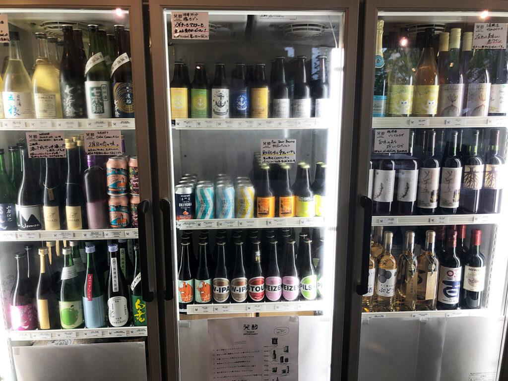 日本酒・ビール・ワイン、お酒だってもちろん発酵食品です