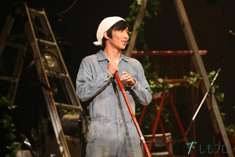 永島敬三「DISTANCE -TOUR-」2020.8.5 写真:和田咲子