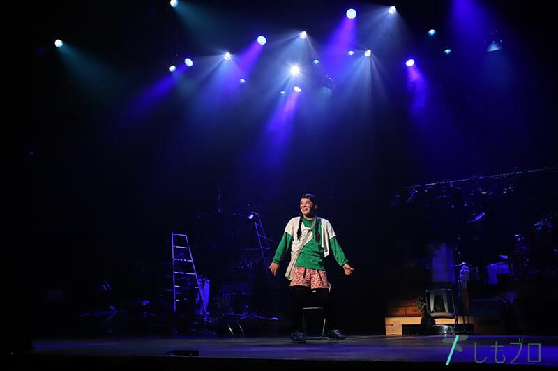 清水宏「DISTANCE -TOUR-」2020.8.5 写真:和田咲子