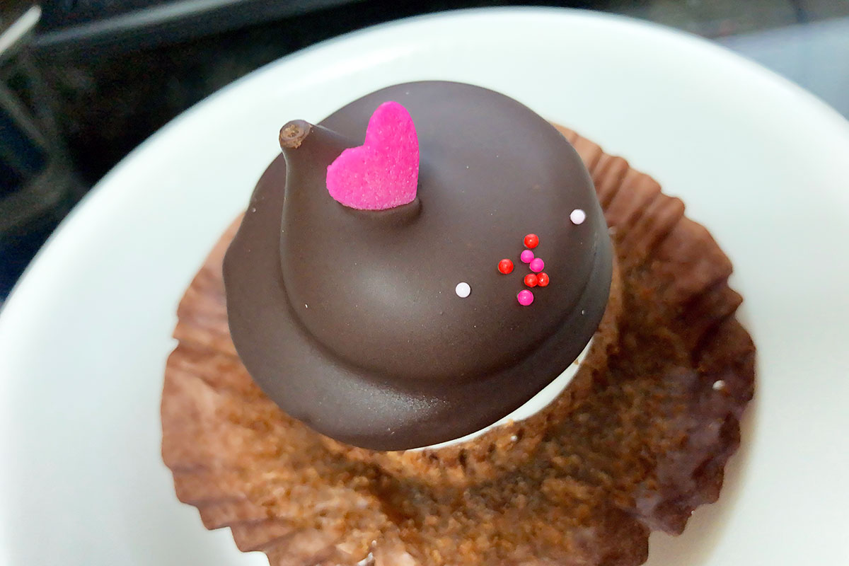 N.Y.Cupcakesの「マシュマロ」420円(税込)