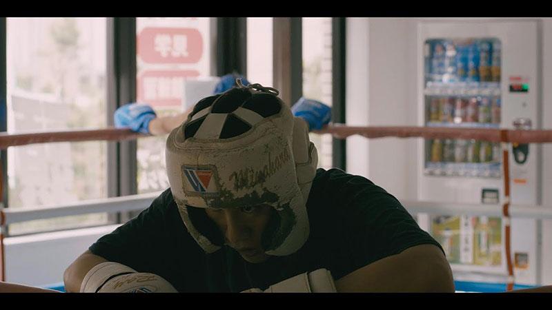 『SHADE』 (監督:野口高遠/6分2秒)