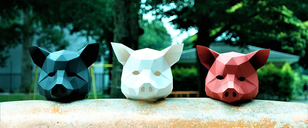 FURUTAMARU. Vol.3 『豚の砦 -Pig Fort-』