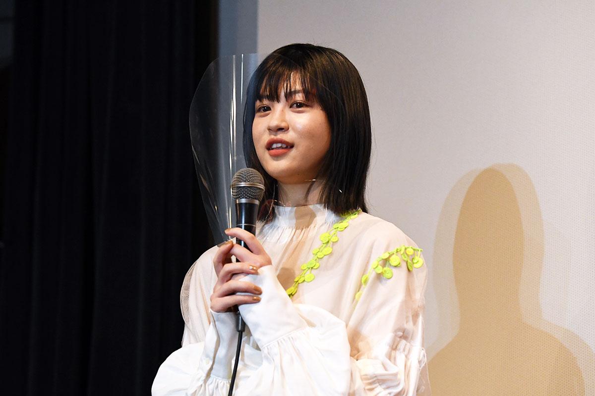 中田青渚さん