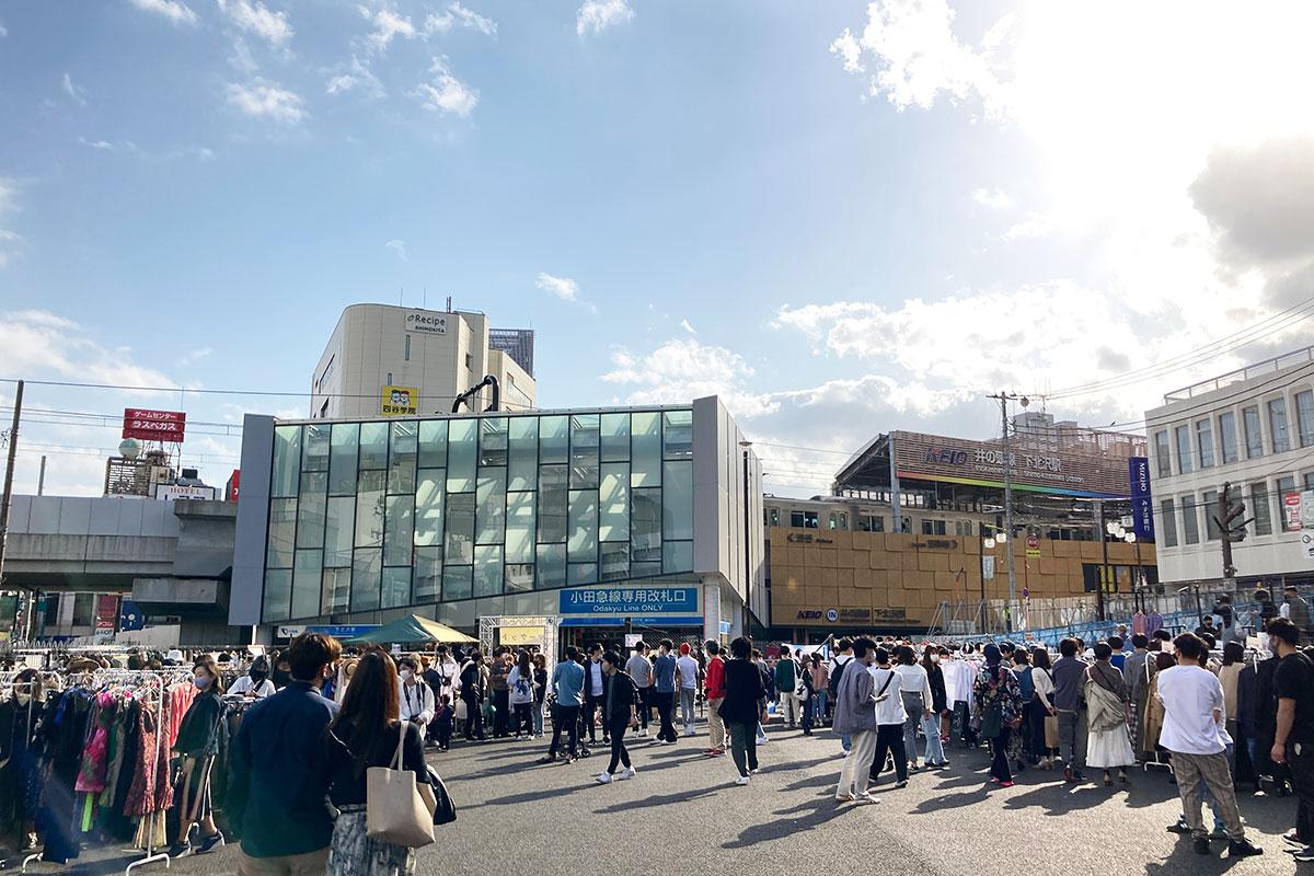 まさに下北沢駅前! 絶好のロケーションです