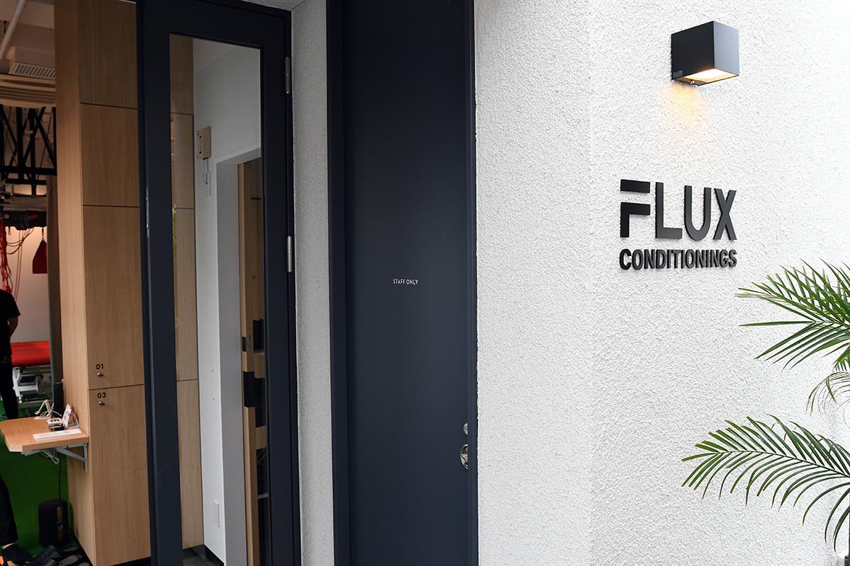 Room_2−5 「FLUX CONDITIONINGS」 BODY MAINTENANCE STUDIO